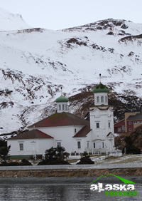 Russian Orthodox Cathedral Dutch Harbor