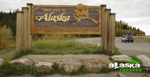 alaska sign