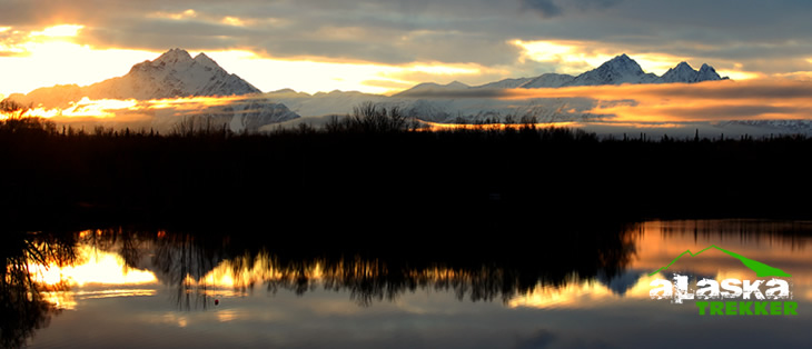 Wasilla Lake  Photo By Dennis Zaki