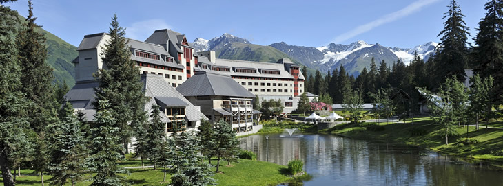 Alaska Hotels and Hotel Information on