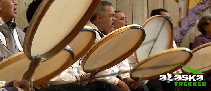 Alaska_Native_Heritage_Center_drummers