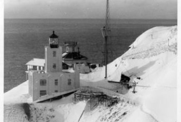 The demise of Scotch Cap lighthouse