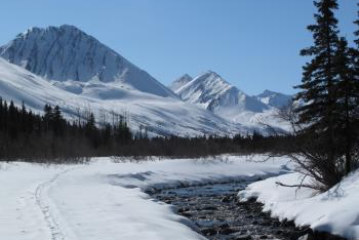 Denali has the clearest air of any monitored U.S. national park