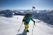 Measuring the highest peaks in the Brooks Range of Alaska
