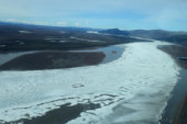 Yukon River breaking up smoothly this year