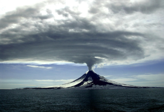 Alaska's Augustine Volcano Has An Amazing Legacy