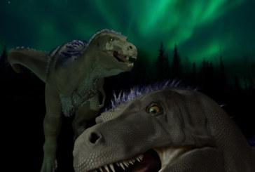 "Introducing ""Nanuq,"" the mini tyrannosaurus of Alaska's North Slope"