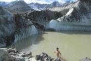 Living On An Alaska Glacier