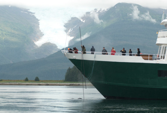 NOAA-trained team hopeful strategic cut freed an entangled humpback near Tracy Arm