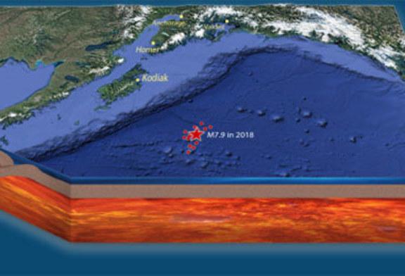 Alaska Hit By Major Earthquake, Again